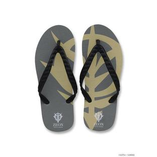 E.F.S.F. MOBILE SUIT / ZEON MOBILE SUIT GUNDAM BEACH SLIPPERS  [2017年5月發送]