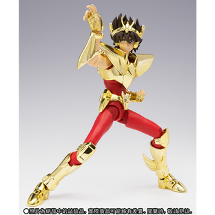 SAINT CLOTH MYTH EX  PEGASUS SEIYA 【NEW BRONZE CLOTH】~GOLDEN LIMITED EDITION~