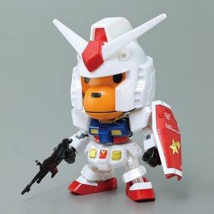BABY MILO & RX-78-2 GUNDAM [SD EX-STANDARD] [2018年5月發送]
