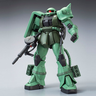 【高達模型感謝祭2.0】MG 1/100 MS-06J ZAKU II (THE GRAVITY FRONT IMAGE COLOR Ver.)