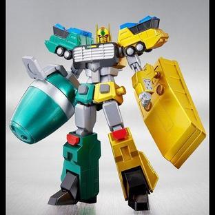 Super Robot Chogokin GekiRyuJin