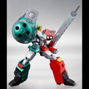 Super Robot 超合金 撃龍神