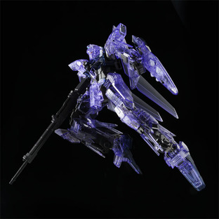 HGUC 1/144 DELTA PLUS INNER SPACE CLEAR Ver. 【PB Showroom 限量再販!】
