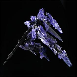 HGUC 1/144 DELTA PLUS INNER SPACE CLEAR Ver. 【PB 限量再販!】