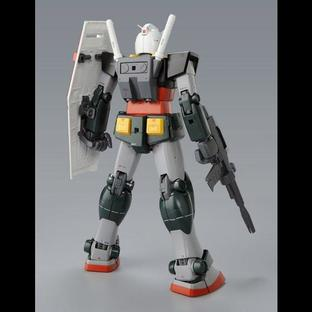 MG 1/100 RX-78-2 GUNDAM Ver2.0 REAL TYPE COLOR 【PB Showroom 限量再販!】