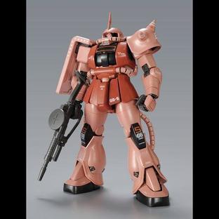 MG 1/100 MS-06S ZAKU II Ver2.0 REAL TYPE COLOR 【PB Showroom 限量再販!】