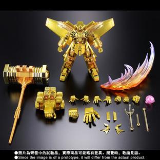 Super Robot 超合金 Gaogaiger Gold ver.