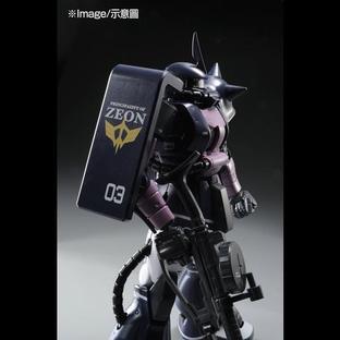 MG 1/100 MS-06S ZAKUII(BLACK TRI-STARS CUSTOM)VER.2.0 [2015年1月發送]