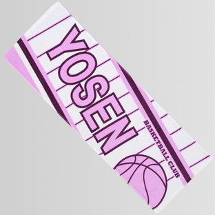 KUROKO'S BASKETBALL SPORTS TOWEL YOSEN HIGH SCHOOL [Jun 2014 Delivery]