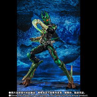 S.I.C. Kamen Rider 000 GATAKIRIBA COMBO