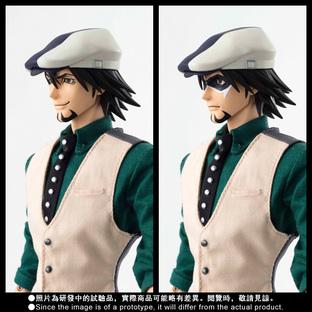 12 Perfect Model Kotetsu T. Kaburagi