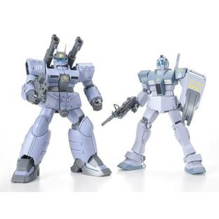 HGUC 1/144 GM & GUNCANNON MASS PRODUCTION TYPE (WHITE DINGO TEAM CUSTOM)