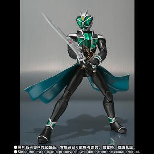 S.H.Figuarts Kamen Rider Wizard (Hurricane Style)