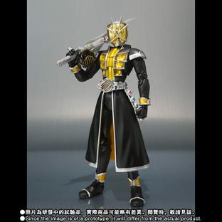 S.H.Figuarts Kamen Rider Wizard (Land Style)