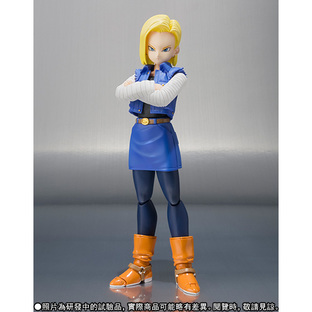 S.H.Figuarts Android No.18