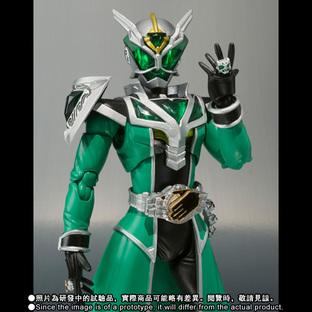 S.H.Figuarts Kamen Rider Wizard Hurricane Dragon