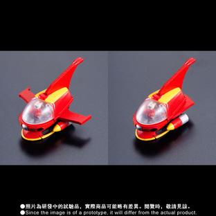 DX超合金魂 Mazinger Z Jet Scrander Set
