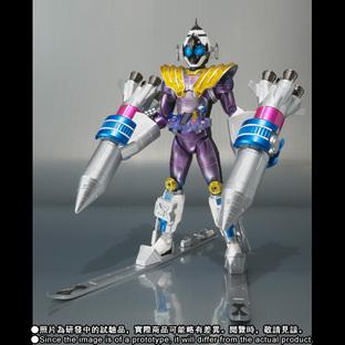 S.H.Figuarts Kamen Rider Fourze Meteor Nadeshiko Fusionstates