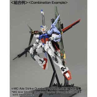 MG 1/100 LAUNCHER STRIKER / SWORD STRIKER PACK for MG AILE STRIKE GUNDAM Ver.RM [2013年8月發送]