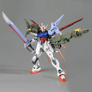 MG 1/100 LAUNCHER STRIKER / SWORD STRIKER PACK for MG AILE STRIKE GUNDAM REMASTER Ver. [2020年11月發送]