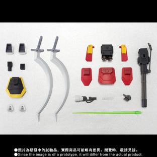 ROBOT魂 〈SIDE MS〉 Gundam Sandrock & Gundam Heavyarms Parts Set