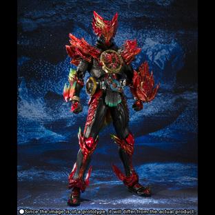 S.I.C. Kamen Rider 000 TAJADOL COMBO Lost Blaze Ver.