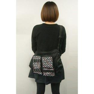 WIND SCALE Shoulder Bag