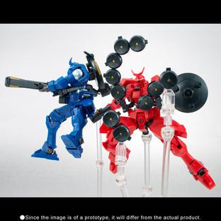 Robot Tamashii 〈SIDE MS〉 Vayeate & Mercurius