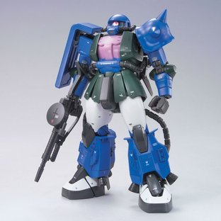 MG 1/100 MS-06R-1A ZAKU II ANAVEL GATO'S CUSTOMIZE MOBILE SUIT [2017年7月發送]