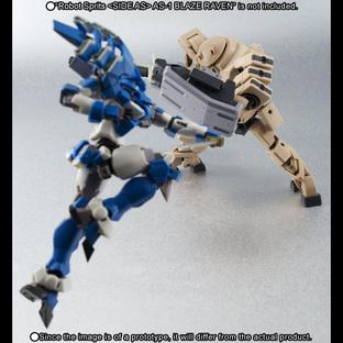 ROBOT SPIRITS 〈SIDE AS〉 RK-02 SCEPTER (Akira Sanjo)