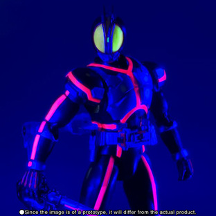 S.H.Figuarts Masked Rider FAIZ GLOWING STAGE SET