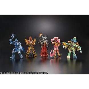 [HG Heroes]超級戰隊EX -史上最強的英雄-