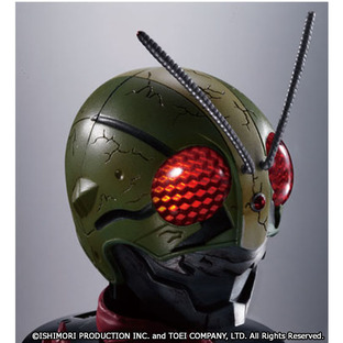 Mask Collection Premium - Masked Rider THE NEXT Double Rider SP version Set