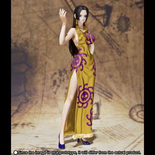 Figuarts ZERO Boa・Hancock & Salome -Gold also suits with me Ver.-