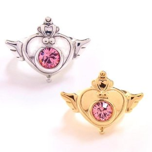 Sailor moon SuperS brooch design Ring [2015年 2月 發送]