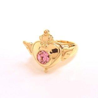 G10 Sailor moon SuperS brooch design Ring (Gold) [2016年1月發送]