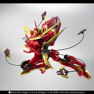 ROBOT SPIRITS 〈Side KMF〉 LANCELOT TRIAL