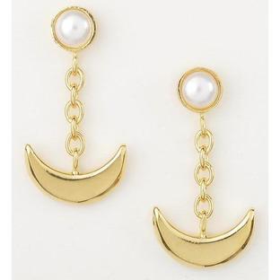 Sailor moon Silver925 pierce Gold coarting [2016年1月發送]