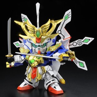 LEGEND BB MUSHA GODMARU FINAL DECISIVE BATTLE Ver.  [2016年3月發送]