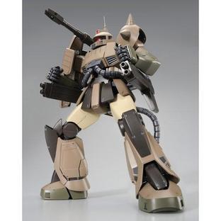 MG 1/100 ZAKU CANNON (GUNDAM UNICORN Ver.)