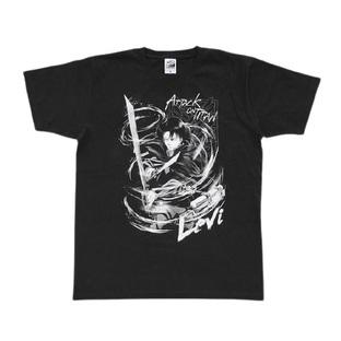 Levi T-shirt—Attack on Titan