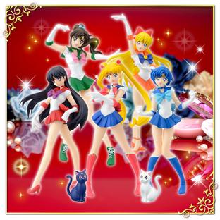 HGIF Sailor Moon [2014年5月發送]