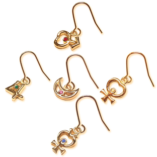Sailor Moon Mark Earrings Set [2016年4月發送]