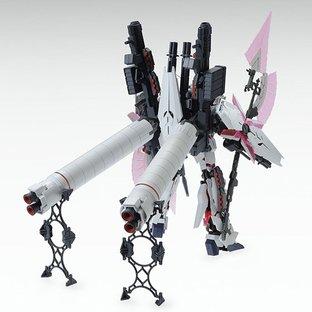 MG 1/100 FULL ARMOR UNICORN GUNDAM (RED COLOR VER.)  [2016年3月發送]