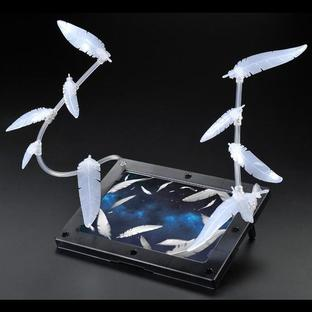 "RG 1/144 EXPANSION EFFECT UNIT ""SERAPHIM FEATHER"" for WING GUNDAM ZERO EW [2021年7月發送]"