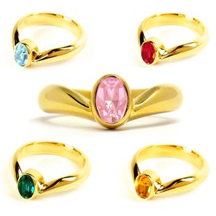 Sailor Moon Crystal Tiara Ring [2016年7月發送]