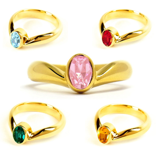 SAILOR MOON Crystal Tiara ring [2016年8月發送]