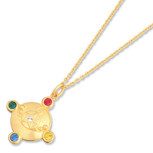 Sailor Moon Crystal Brooch pendant [2016年10月發送]