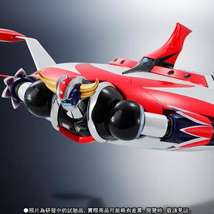 Super Robot Chogokin GRENDIZER & SPAZER