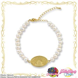 Sailor Moon Crystal Princess Serenity pearl bracelet [2016年8月發送]